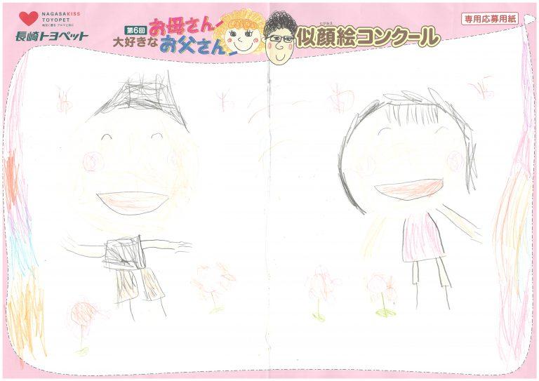 A.Iくん(5才)の作品