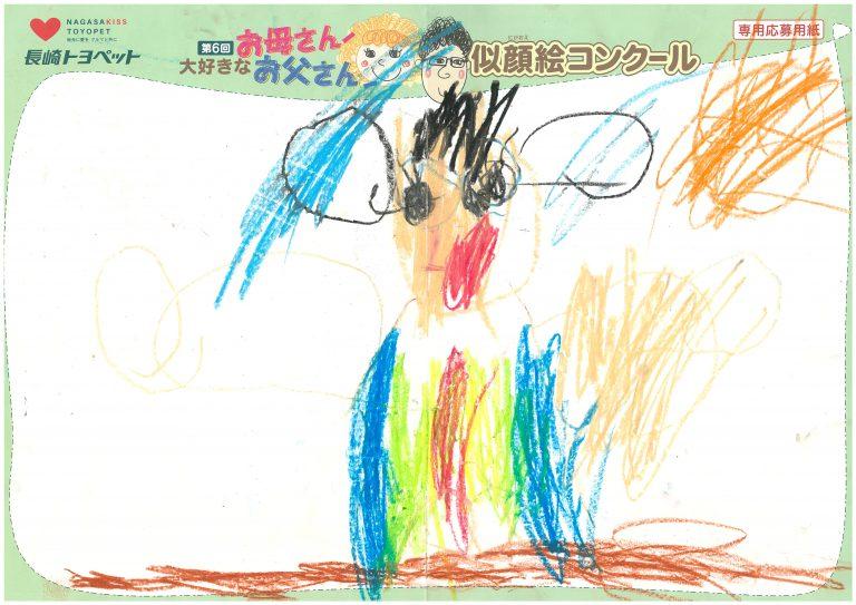 M.Sくん(4才)の作品