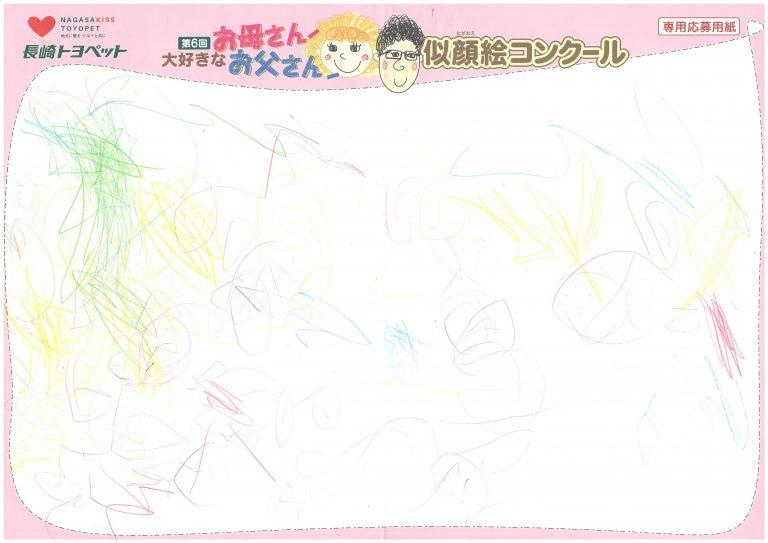 I.Hくん(1才)の作品