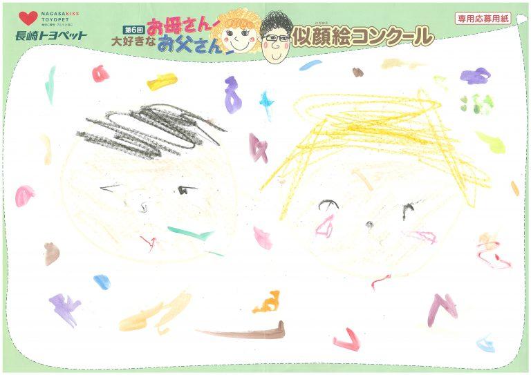S.Mくん(3才)の作品