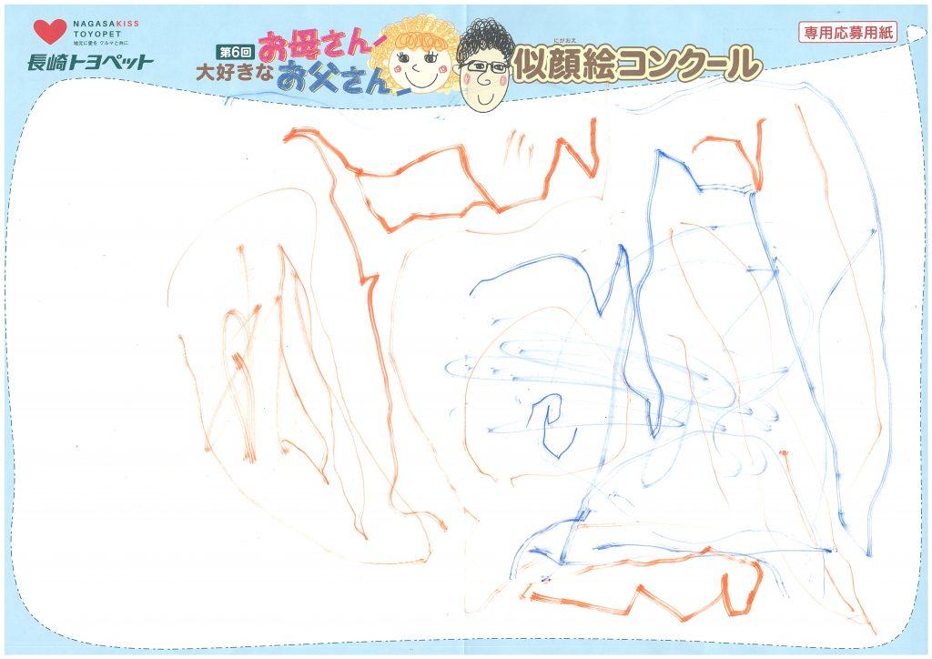 O.Uくん(3才)の作品