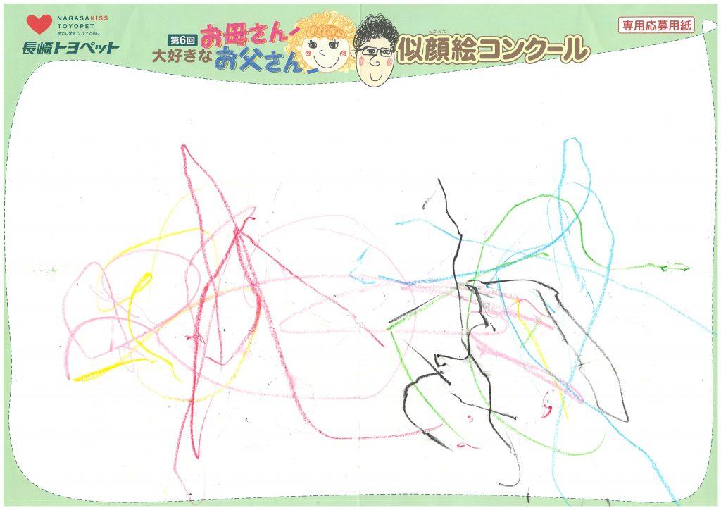M.Hくん(1才)の作品