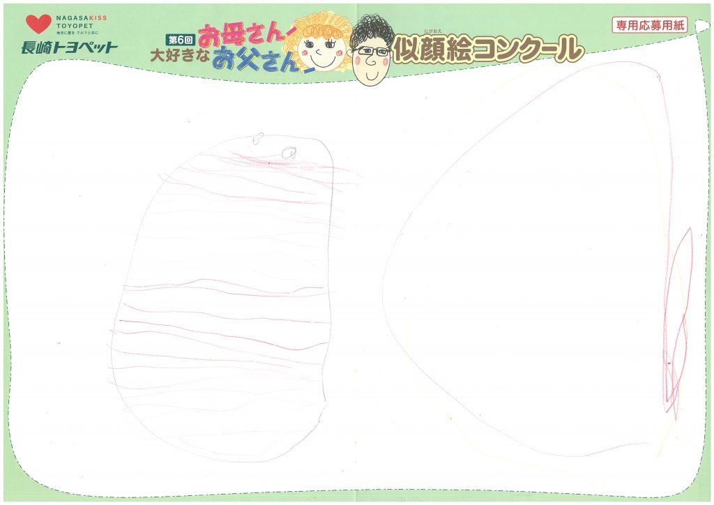 R.Mくん(3才)の作品