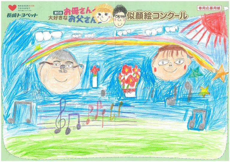 T.Zくん(8才)の作品