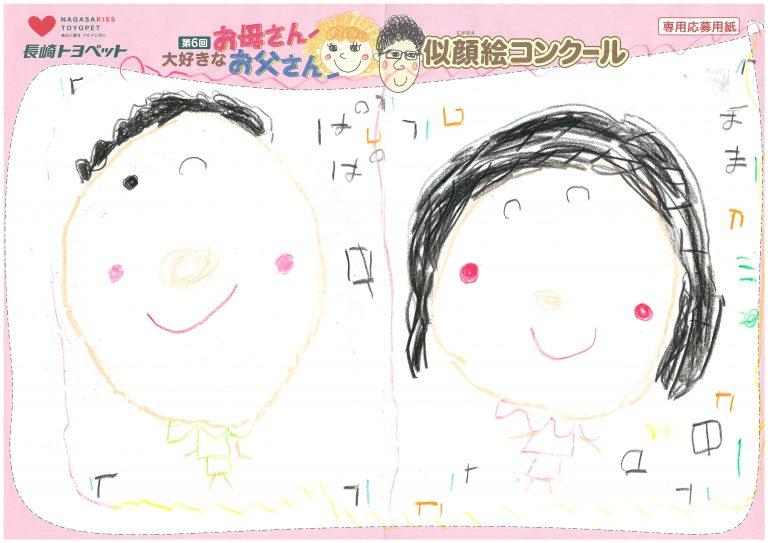 H.Iくん(5才)の作品