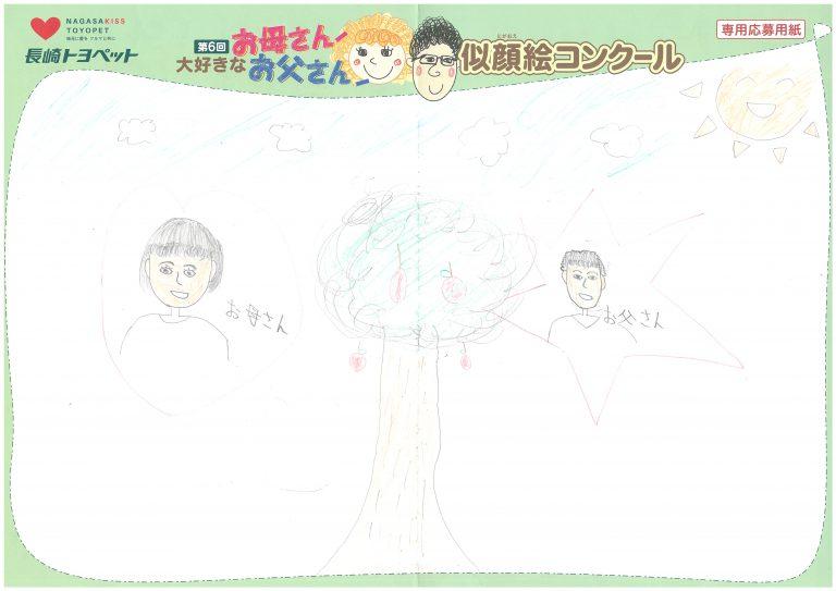 T.Yくん(10才)の作品