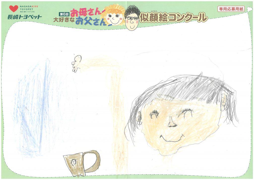 R.Mくん(7才)の作品
