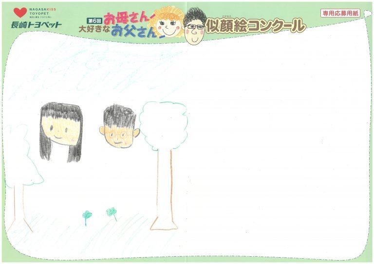 A.Tちゃん(10才)の作品