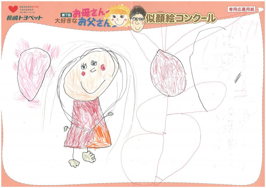 H.Tくん(5才)の作品