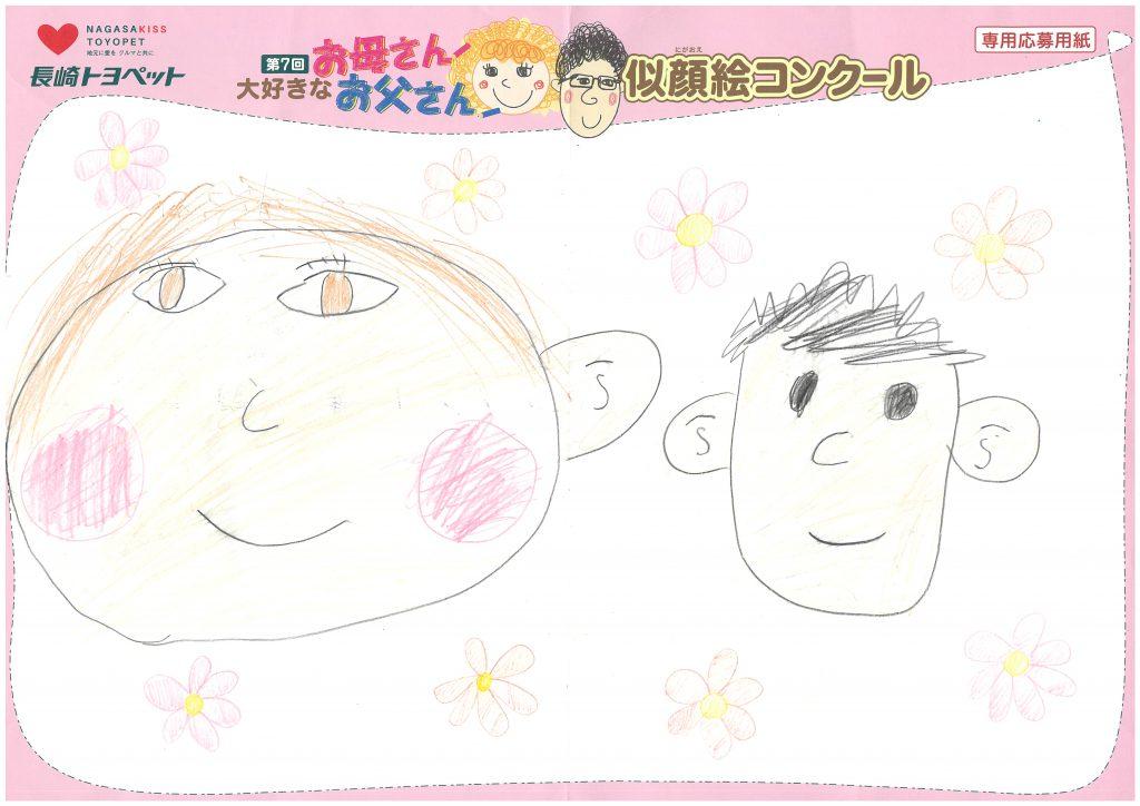 R.Tくん(10才)の作品