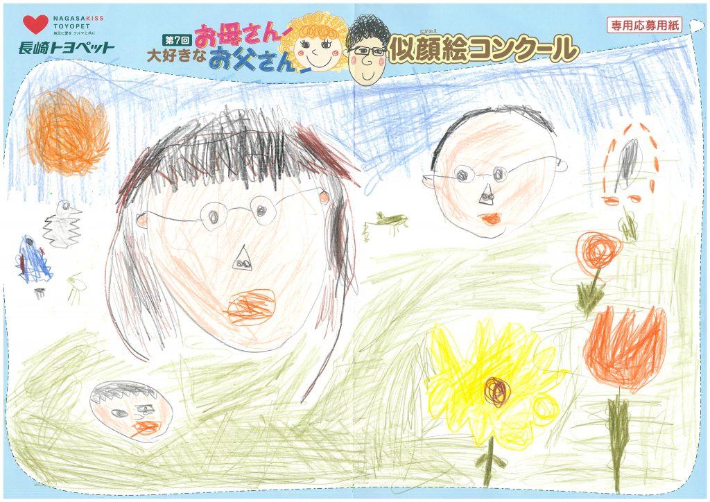 T.Nくん(6才)の作品