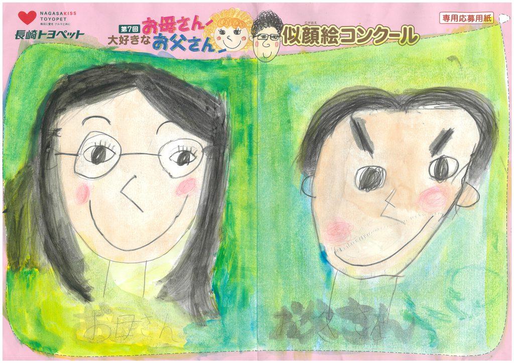 Z.Yくん(8才)の作品