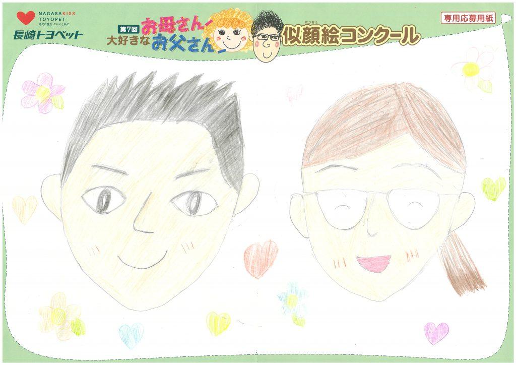 S.Oちゃん(10才)の作品