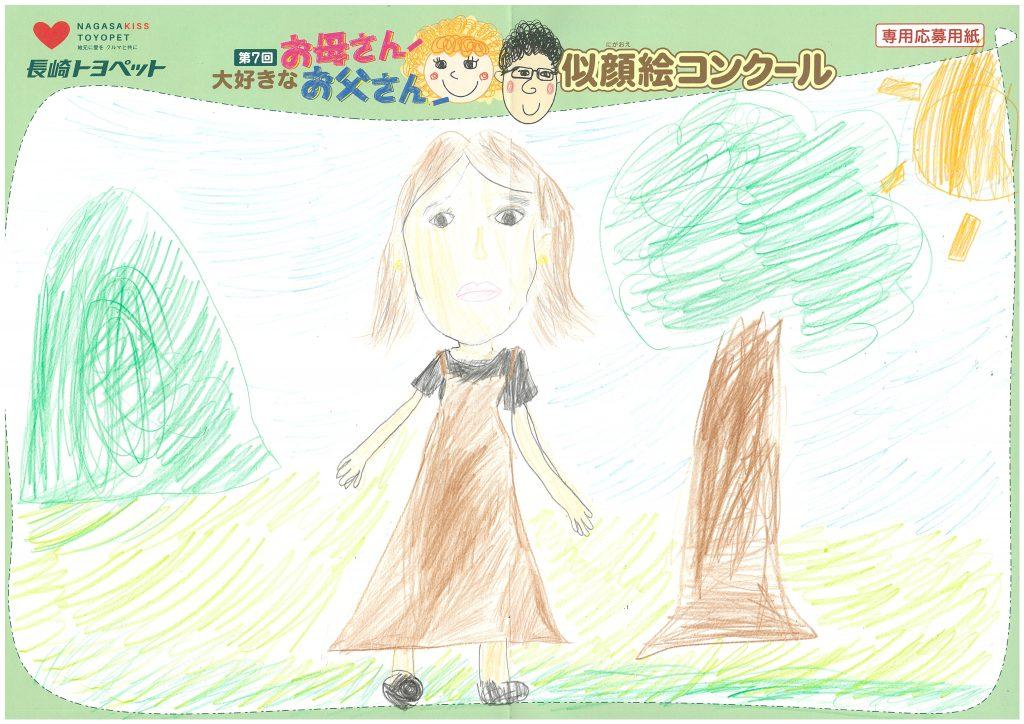Y.Kちゃん(7才)の作品
