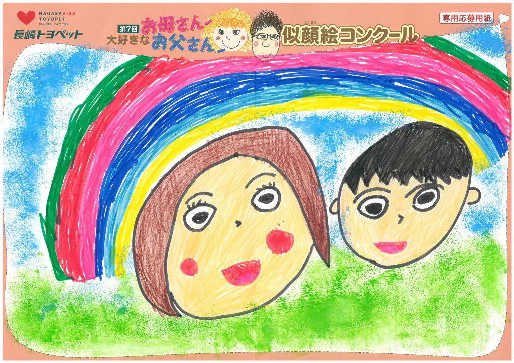A.Kちゃん(6才)の作品