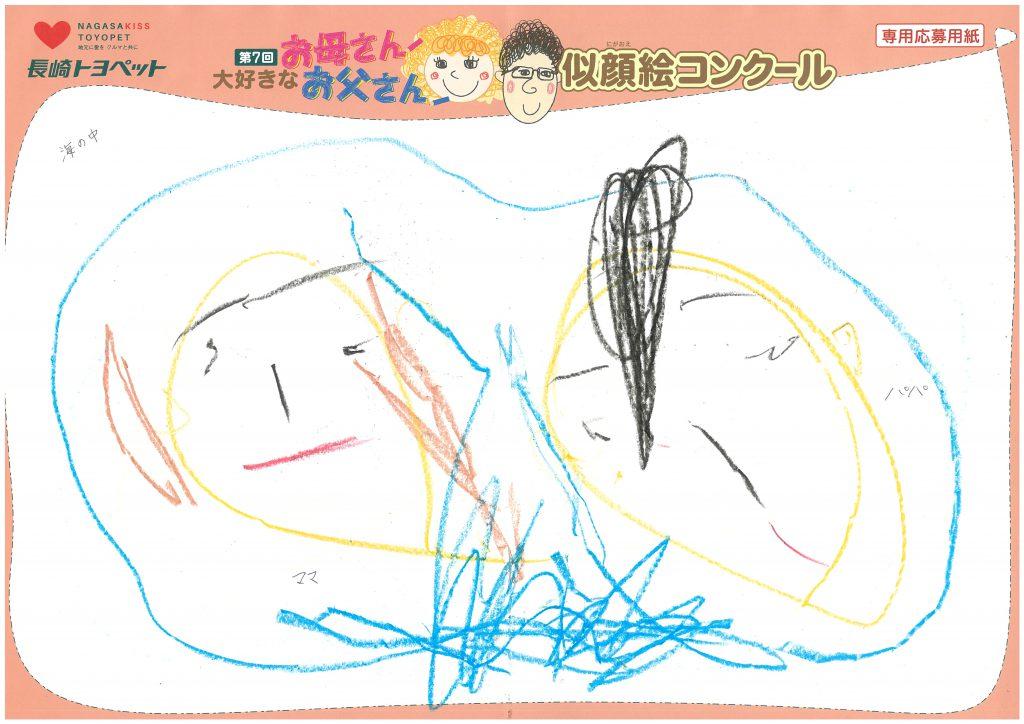 T.Hくん(3才)の作品