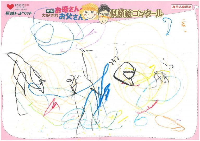 T.Yくん(1才)の作品
