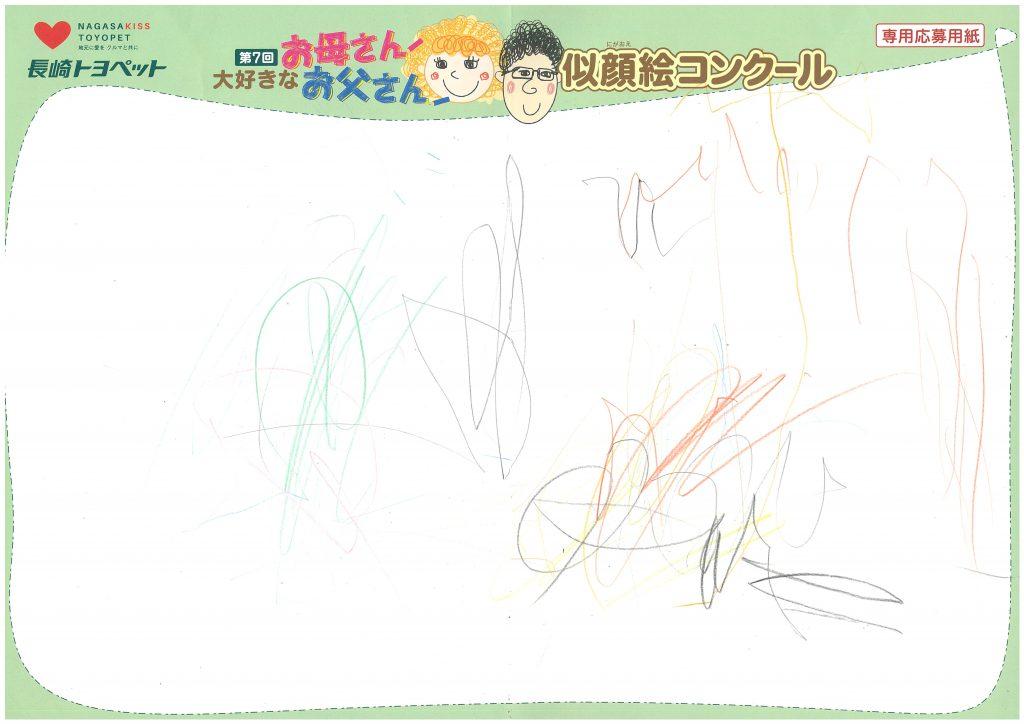 T.Uくん(2才)の作品