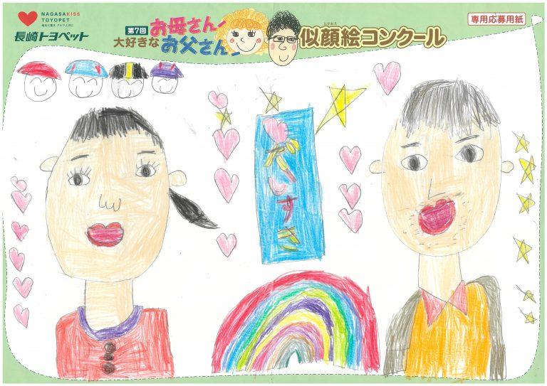 Z.Hくん(6才)の作品
