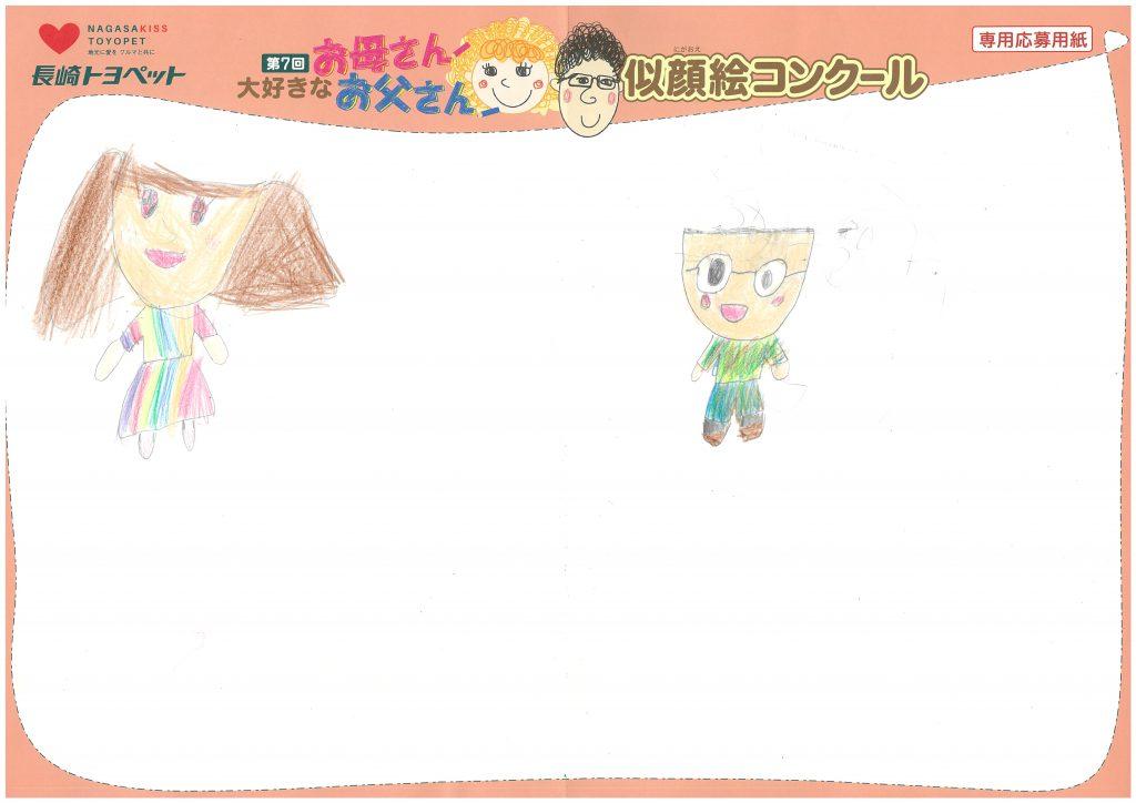 T.Nくん(7才)の作品