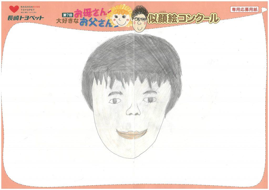 H.Yくん(11才)の作品
