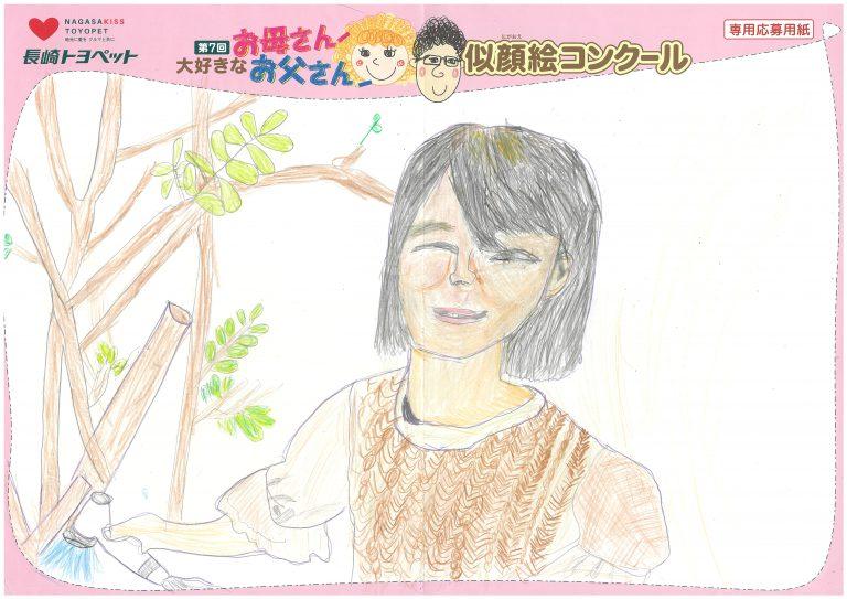 H.Yちゃん(7才)の作品