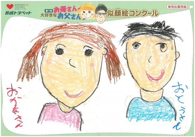Y.Kくん(6才)の作品