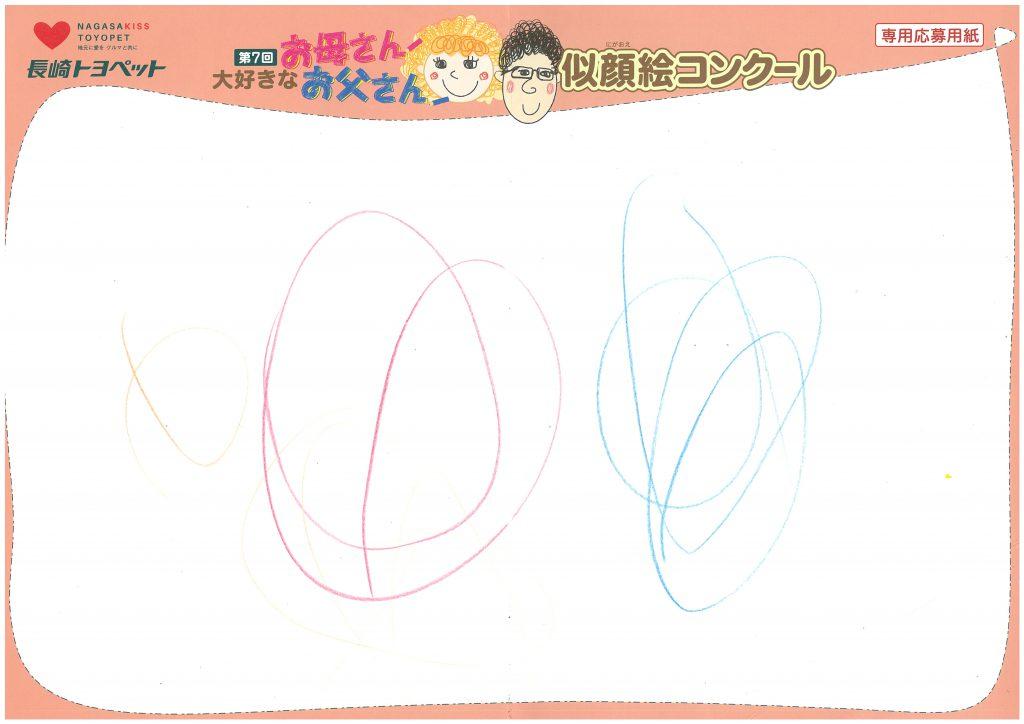 K.Aちゃん(1才)の作品