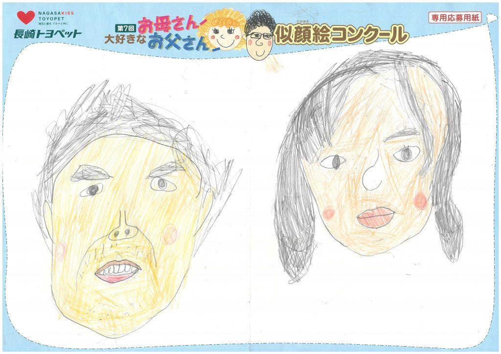 T.Uくん(10才)の作品