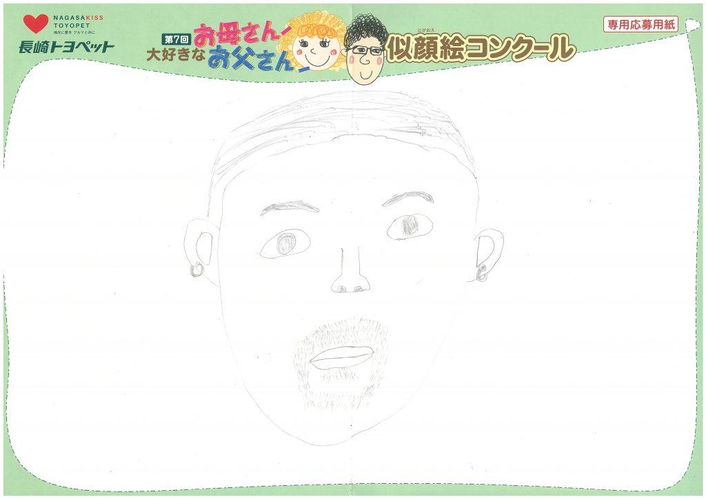 Y.Kくん(8才)の作品