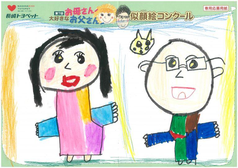 Z.Mくん(7才)の作品
