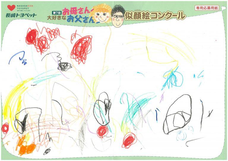 K.Nちゃん(1才)の作品