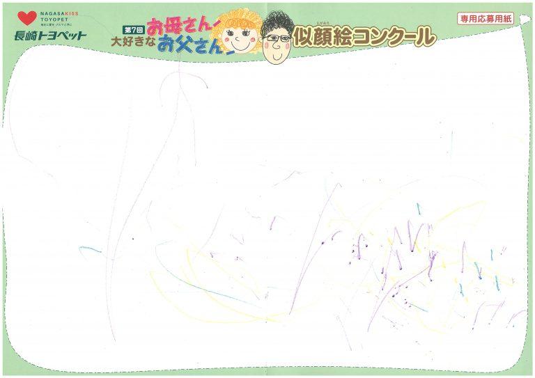 K.Hちゃん(1才)の作品