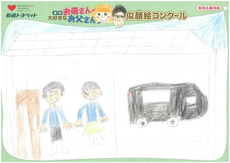 K.Wくん(11才)の作品