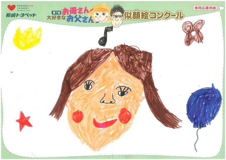 K.Oちゃん(7才)の作品