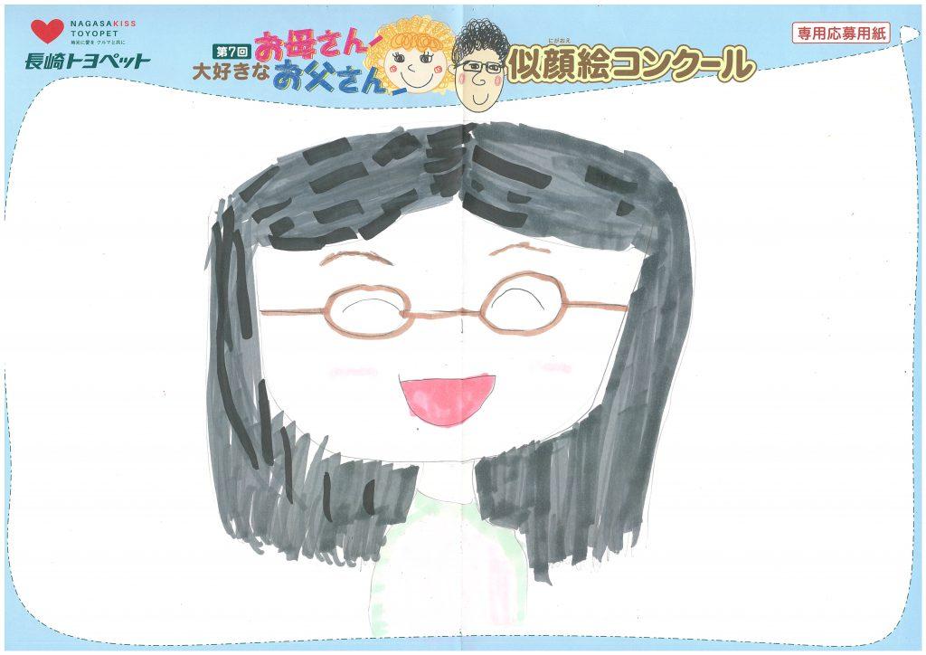 R.Tちゃん(9才)の作品