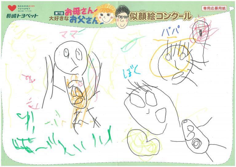 H.Kくん(2才)の作品