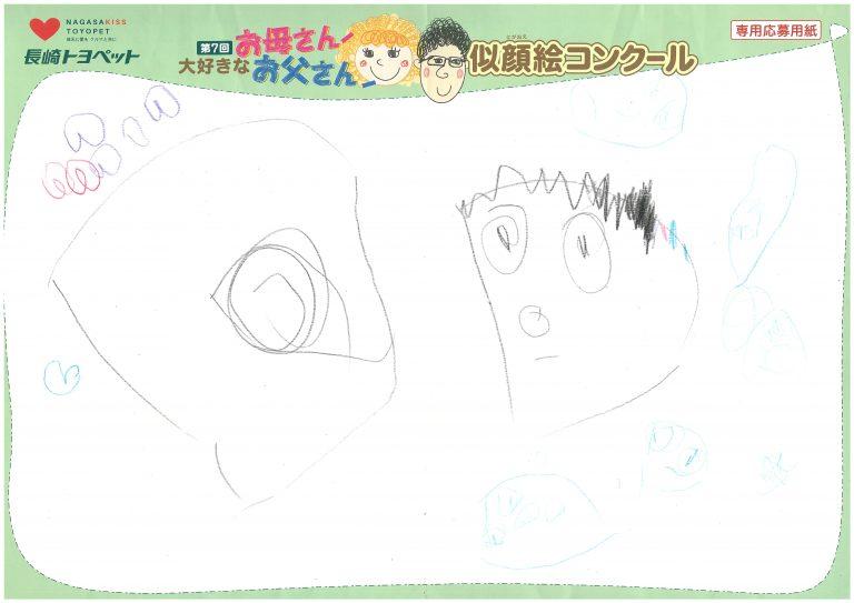 M.Mちゃん(2才)の作品