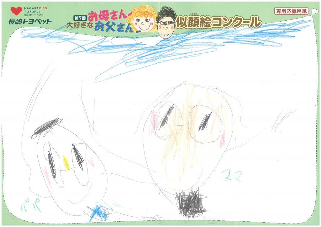 Y.Hくん(5才)の作品