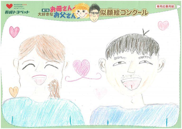 S.Kちゃん(12才)の作品