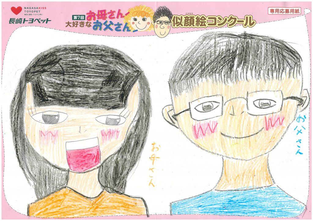 Y.Oちゃん(10才)の作品
