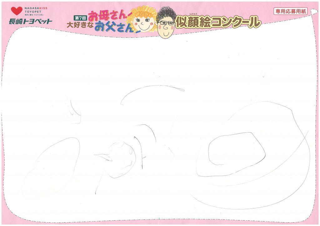 S.Sちゃん(2才)の作品