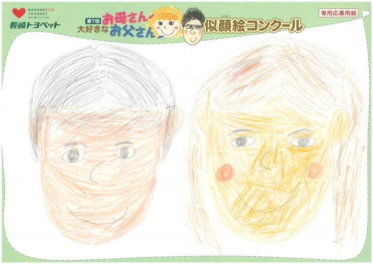 K.Nくん(8才)の作品