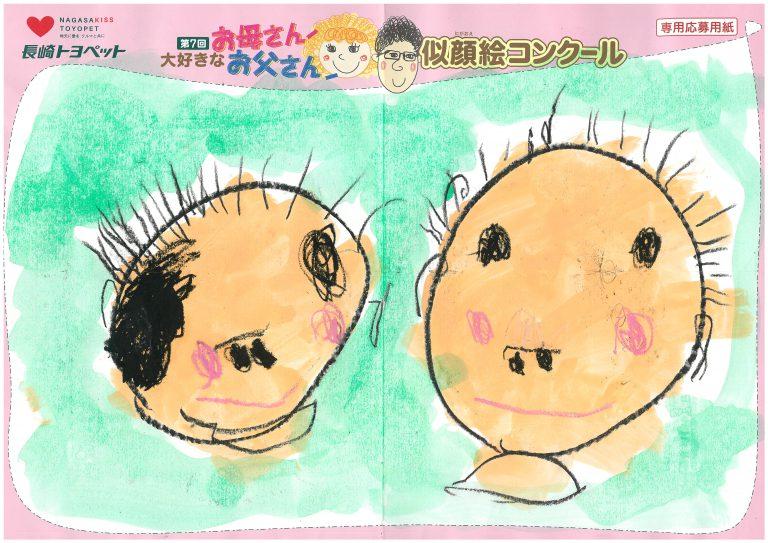 Y.Kくん(3才)の作品