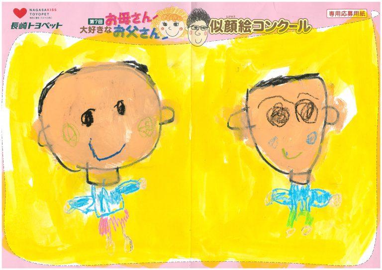 K.Hくん(4才)の作品