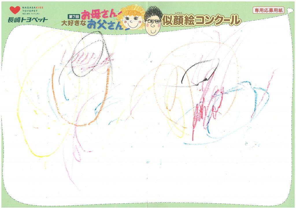 K.Sくん(2才)の作品