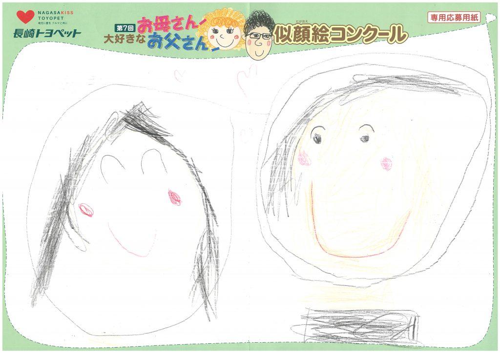 K.Kくん(6才)の作品