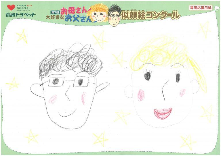 H.Nくん(10才)の作品