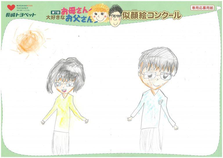 K.Sちゃん(9才)の作品