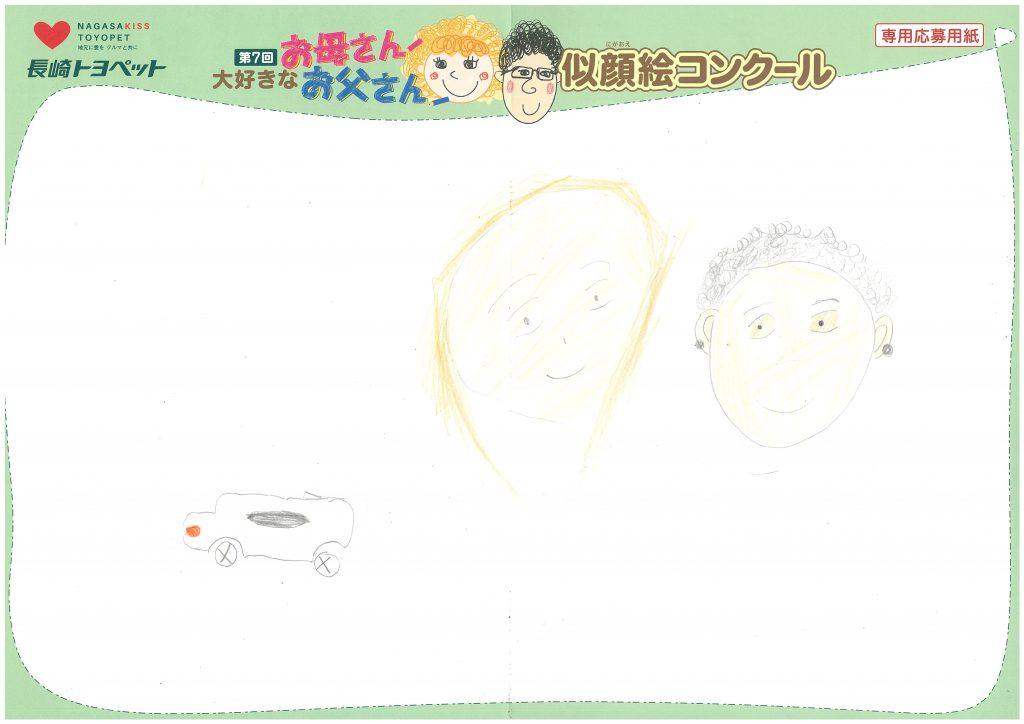 R.Oくん(9才)の作品